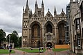Peterborough Cathedral - Western elevation - geograph.org.uk - 1013882.jpg