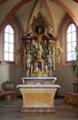 Petersberg Margretenhaun Church St Margareta Altar if.png