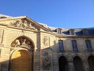 École nationale supérieure d'architecture de Versailles - The school