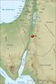 Petra localización map-es.png