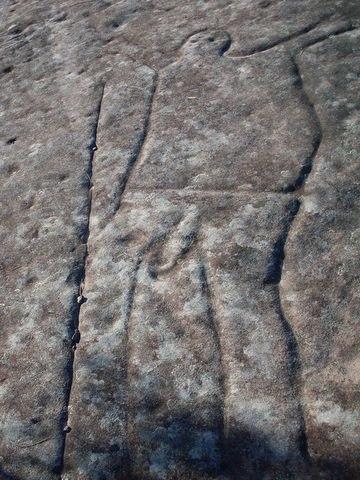 Petroglyph - well endowed