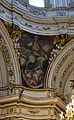 Petxina amb fresc al·legòric de la Força, capella de sant Francesc de Paula, església de sant Sebastià, València.JPG