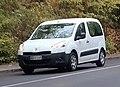 Peugeot Partner Switzerland Diplomatic plate (Iran) (44481619000).jpg