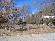 Pewee Valley Confederate Cemetery 006