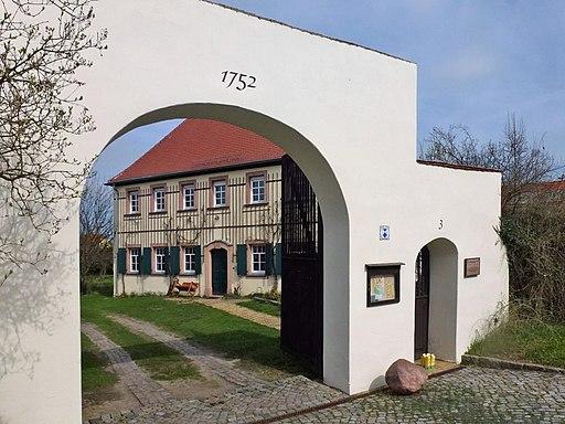 Pfarrhaus Seifertshain