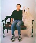 Philip Greenspun and Alex the dog.jpg