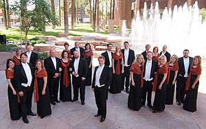 Phoenix Chorale - The Phoenix Chorale with Artistic Director Charles Bruffy