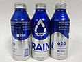 Photo of canned spring water. 16 oz reclosable aluminum bottle.jpg
