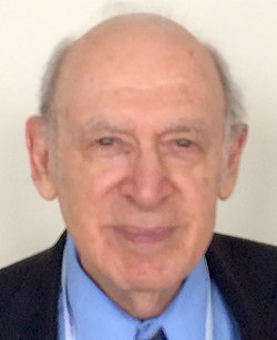 Physics Nobel laureate Jerry Friedman, 2016.jpg