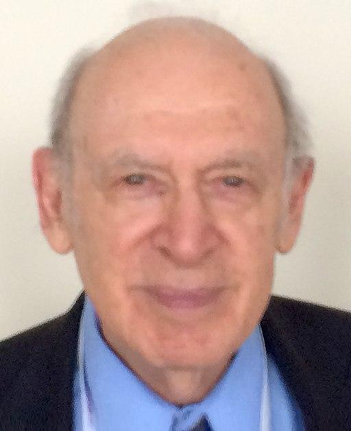 Physics Nobel laureate Jerry Friedman, 2016