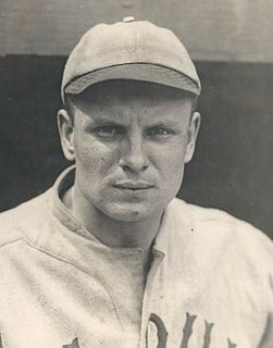Pickles Dillhoefer American baseball player