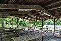 Picnic Shelter - Lake Louise State Park, Le Roy, Minnesota (36179381190).jpg