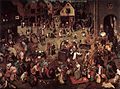 Pieter Bruegel the Elder - The Fight between Carnival and Lent - WGA3373.jpg