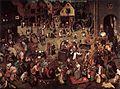 Pieter Bruegel the Elder - The Fight between Carnival and Lent - WGA3373.jpg