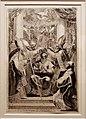 Pieter claesz. soutman, consacrazione del vescovo di noyon con scena di pentecoste (da rubens), 1640-57.jpg
