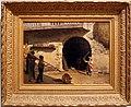 Pietro pajetta, bambini in maschera sotto l'arco, 1880 (gall. bentivegna).jpg