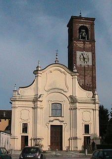 Pieve San Giacomo Comune in Lombardy, Italy