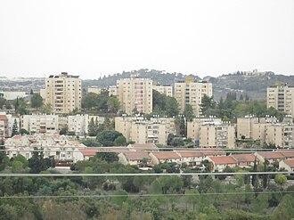 Beit Shemesh - Modern Beit Shemesh, 2010