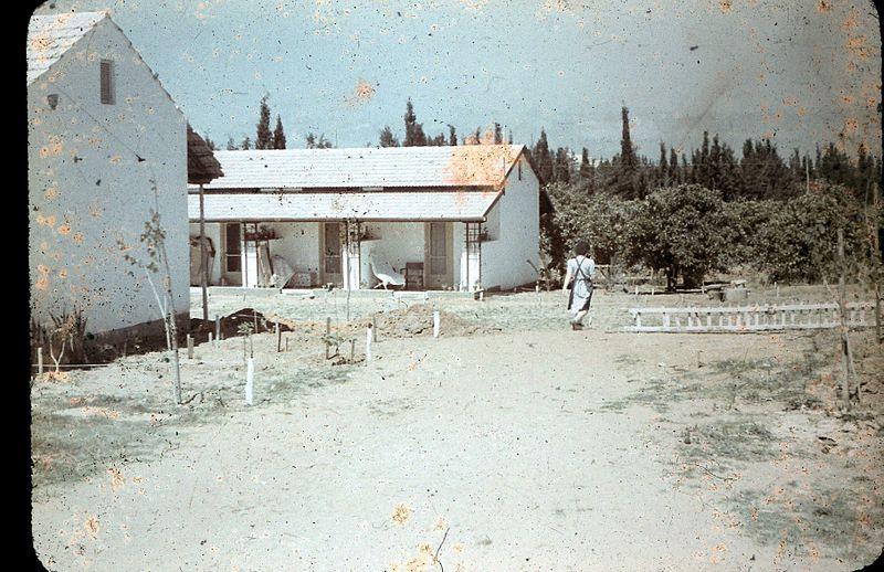 מחנה 1947 שיכון פרדס