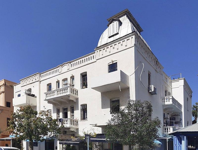 הבית ברחוב לילינבלום 3