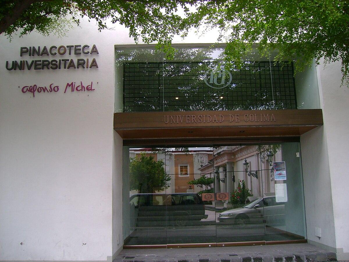 Fachada de la Pinacoteca Universitaria Alfonso Michel