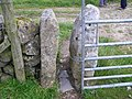 Pinch or squeeze stile - geograph.org.uk - 497627.jpg