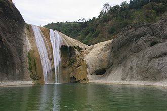 Santa Maria, Ilocos Sur - Pinsal Falls