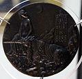 Pisanello, medaglia di cecilia gonzaga, ve, verso.JPG