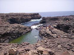 Piscina natural da buracona na ilha do sal.JPG