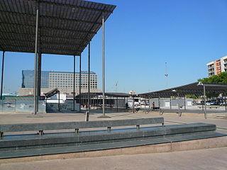 Plaça dels Països Catalans, Barcelona