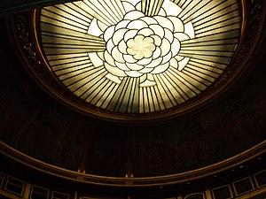 Théâtre des Champs-Élysées - Ceiling of the Théâtre des Champs-Élysées