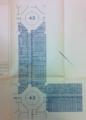 Plan du service de génétique 1969.png