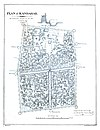 100px plan of kandahar by tytler