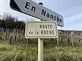 Plaque Route Roche - Solutré-Pouilly (FR71) - 2021-03-02 - 4.jpg