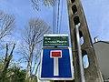 Plaque Rue Président Masaryk - Noisy-le-Grand (FR93) - 2021-04-24 - 2.jpg