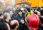 Plasco building rubble operation services by Tasnimnews 03.jpg