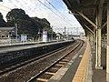 Platform of Haruda Station 5.jpg