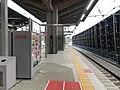 Platform of Kumamoto Station (local lines).jpg