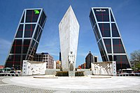 Plaza de Castilla (Madrid) 02.jpg