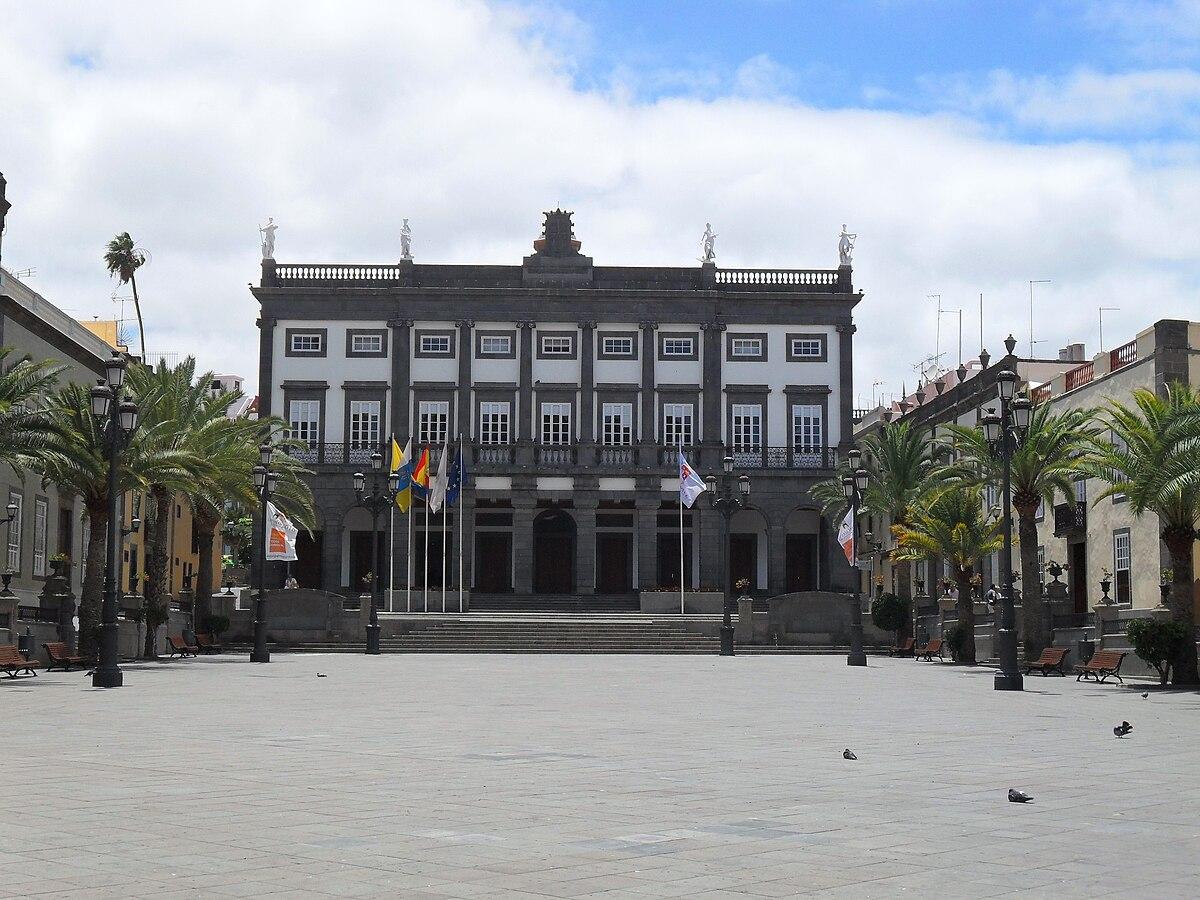 Casas consistoriales de las palmas de gran canaria - Casa activa las palmas ...