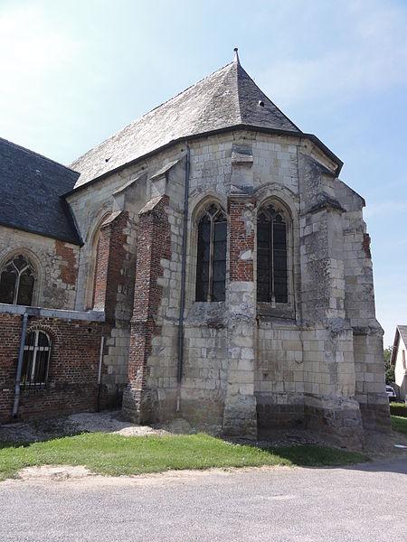 Pleine-Selve (Aisne) église