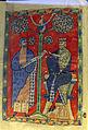 Plinio, naturalis historia, libri I-XVI, europa sett.le, 1200-15 ca., pluteo 82.1, 02.JPG