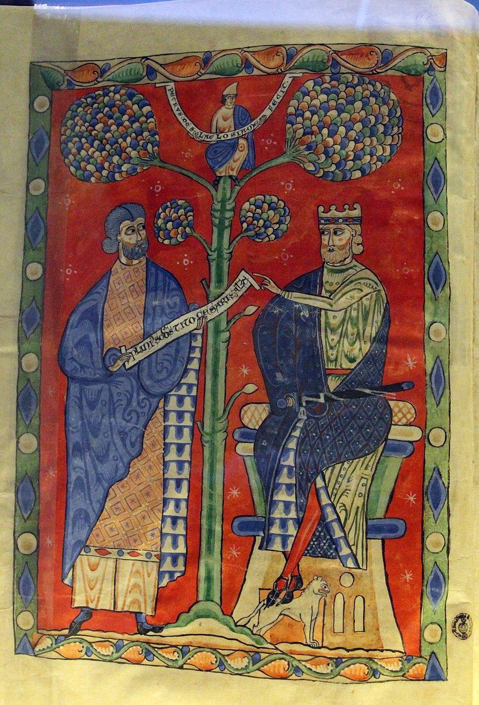 Plinio, naturalis historia, libri I-XVI, europa sett.le, 1200-15 ca., pluteo 82.1, 02