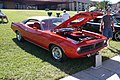 Plymouth Barracuda 1970 Hemi RSideFront Lake Mirror Cassic 16Oct2010 (14897041793).jpg