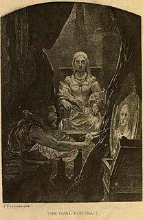 The Oval Portrait short story by Edgar Allan Poe