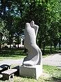 Poland Mielec Sculpture Pierwsza Miłość 2.jpg