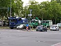 Police equipment Berlin-Spandau preparing for demonstrations and counter demonstrations.jpg