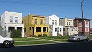 Polk Street Concrete Cottages