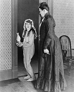 Mary Pickford e Katherine Griffith