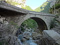 Pont du Pas d'Escale (amont-gauche).JPG